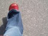 ailbhe: (red shoes)