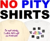 jeshyr: No Pity Shirts (NoPity Shirts)