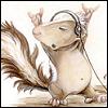 moss: Ursula's Woot Skunk (Woot skunk)