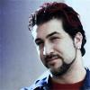 pensnest: Joey Fatone in blue (Joey simply gorgeous)