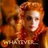 pensnest: Octavia is a bored teenager, caption WHATEVER (Rome whatever)