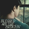 jeshyr: Blessed are the broken. Harry Potter. (Default)