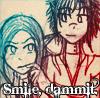 amariahellcat: (smile dammit)