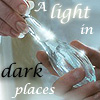 pegkerr: (A light in dark places LOTR)