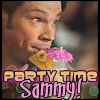 candygramme: (Jared Party)