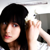 elyse: (saki fukuda: flower on hair)