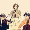 elyse: (nodame cantabile: trio music)