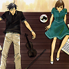 elyse: (nodame cantabile: picnic (and the violin)