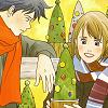 elyse: (nodame cantabile: mini christmas trees)