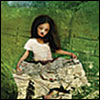 mayhap: illustration of young girl consulting tattered map (Dave McKean)
