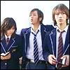 mayhap: Nobuta, Akira and Shinji in a row (Nobuta wo Produce)