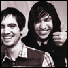 mayhap: Pete gives Brendon a thumbs up (thumbs up)