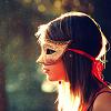 nashira: Girl in a mask. ((Women) Masked)