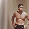 mr_bruce_wayne: (Shirtless hunk)