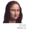 kickair8p: True Colors of the Mona Lisa (Mona Lisa True)