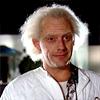 "Doctor Emmett L. ""Doc"" Brown"