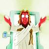 aikea_guinea: (Futurama - Zoidburg Jesus)