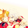 runbysmiles: (forced hugs[Riku|friend])