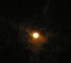 h_h_gothrykke: A light in the dark. (Night moon)