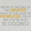 kespernorth: (blogging)