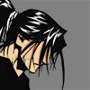 onifukuchou: Hijikata Toushizou from Peacemaker Kurogane (downcast)