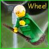 isis: (lego draco)