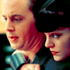 jeshyr: Abby and McGee looking serious (NCIS, NCIS - Abby & McGee, NCIS - Abby & McGee)