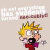 carthaginians: ([comics] neo-cubist)