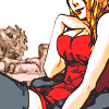 scarletblond: (A smirk)