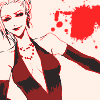 scarletblond: (❝There will be blood!❞)