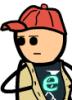 aerojad: (electric man)