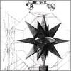 chronographia: polyhedral illustrations are mathematical love (math squee - rhombicuboctahedron)