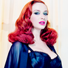 ariesfire: hathor (christina hendricks -- hathor)