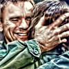 jdpfic_mod: The 'Spacemonkey' hug (smile hug by paian)