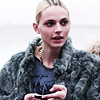 tothebone: (Chatting in my fur coat)