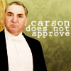 annissamazing: Carson does not approve (Carson does not approve)
