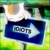 rikugou: ([Natsume Yuujinchou] Idiots [mine])