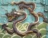 ellarien: black tile dragon (dragon)