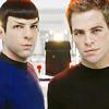 meri_oddities: Reboot Kirk and Spock (01 ST Kirk/Spock 3)