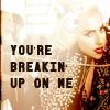 summer_skin: (Music - (video) Gaga breakin' up on me)