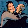 nomelon: (bat hugs)