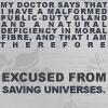 shadowvalkyrie: (Saving Universes)