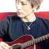 gackt: (Gackt - with guitar)