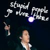 ryeowook: (Super Junior: Hankyung » Stupid People)