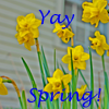 thothmes: (Yay Spring!)