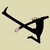 notadartboard: (flying kick)