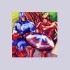 paxieamor: (Steve/Tony: Sitting)