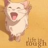 lifesnotasong: (Life Is Tough)