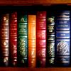 catie: (bookshelf)