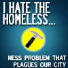 mamagaea: (Captain Hammer hates the Homeless)